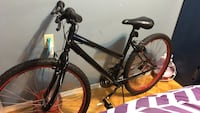 black and gray hardtail bike Mississauga, L5V