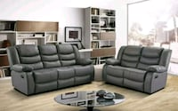 Brand new leather sofa on offer  Greater London, WC2N 5DX