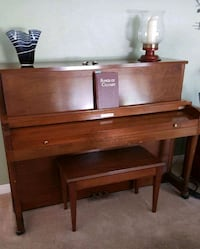 Upright Piano with Bench- Baldwin Cypress, 90630