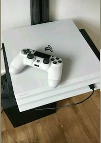 Playstation 4Pro five games and two controller  Washington
