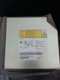 Sony Notebook Dvd okuma ve yazma ad-7581a
