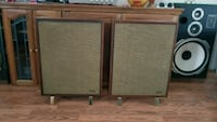 MCM ARGOS Cases w/ Jensen speakers 2302 mi