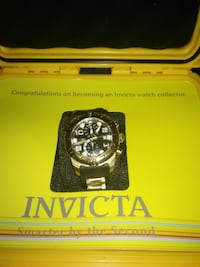 Invicta  watch & case KNOXVILLE