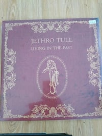 Jehro Tull - Living in the past Plak Metal 2Lp 19 Mayıs Mahallesi, 34360