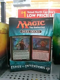 Magic the Gathering trading card collection Asheville, 28801
