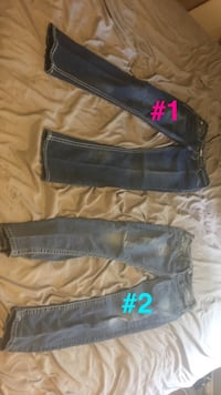 almost new very good condition BRAND NAME Jeans! (: Lethbridge, T1J 5G3