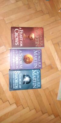 Game of Thrones 3 kitap