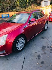 2010 Cadillac CTS 3.0L V6 Luxury Seattle, 98125