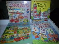 Richard Scarry books Whitby, L1P 1B4