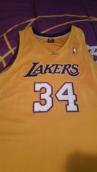 Authentic Shaquille O'Neal Nike Jersey size 56 320 mi