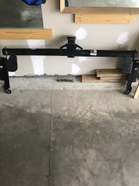 Tow hitch for Honda Odyssey