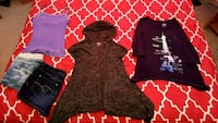Girls Justice Clothes