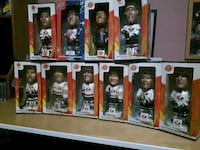 10 Team Canada Bobble Head Doll Toronto, M6C