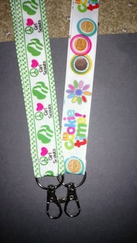 Girl Scouts lanyards only $5 Corona, 92880
