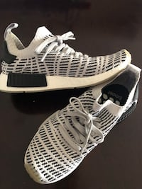 Boys size 8 NMD shoes Burlington, L7M 3K3