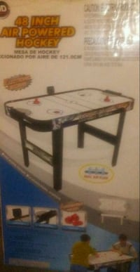 MD Sports 48 Inch Air Hockey Table. Ontario, 91762
