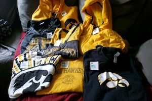 Womens Iowa clothes