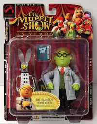 The Muppet Show 2002 Dr. Bunsen London, N6E 1G2