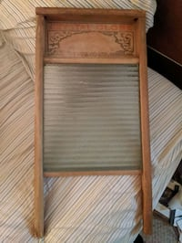 Antique looking washboard Hyattsville, 20782