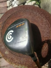 Cleveland launcher golf driver 9.5 Mississauga, L5B 2G2