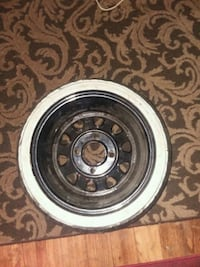 Shinto rear wheel for a high performance moped Lawrence, 66044