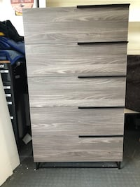 New five drawer chest Airdrie, T4B 3W3