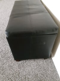 Black chest storage