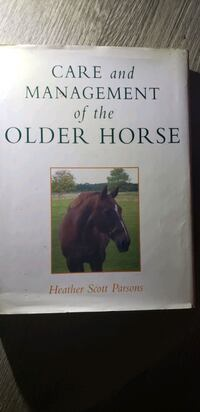 Care and Management Of an Older Horse