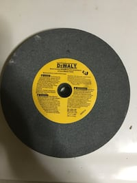 "8"" Dewalt bench grinder stone. 8"" stainless bench grinder wire wheel! North Baldwin, 11510"
