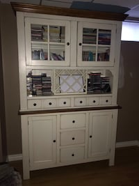 white wooden cabinet with drawer Vaughan, L6A 2V6