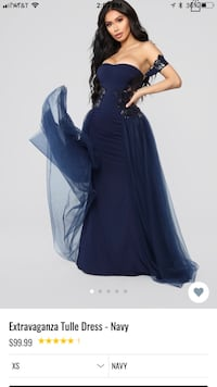Ball gown dress brand new  Dumfries, 22026