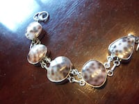 dalmation jasper bracelet $8.00 Central Okanagan