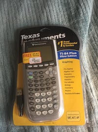 black Texas Instruments TI-84 Plus CE Leesburg, 20176