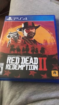 Red Dead Redemption 2 (PS4) Toronto, M1B 3G3