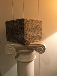 black and white table lamp Kitchener, N2A 1R6