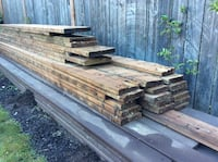 Pressure treated wood EUGENE