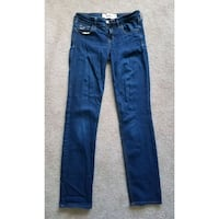 blue denim straight cut jeans Winchester, 22601
