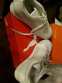 Boys puma size 1 South Bend, 46628