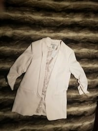 Pale pink blazer size 8 new with tags Toronto, M9N 2M8