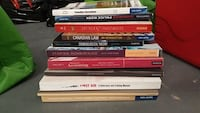 College / University Text Books - $15 (PORT COQUITLAM) Port Coquitlam