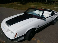 1984 Ford mustang gt convertible Upper Darby