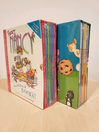 Kids Set Of Six Books Oakville, L6H 1X7