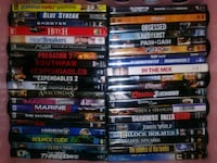 40 DVDS $40 FOR ALL Thibodaux, 70301