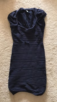 GUESS blue ribbed dress Mississauga, L5L 5H8