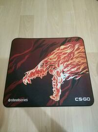 Steelseries qck howl edition  Istanbul