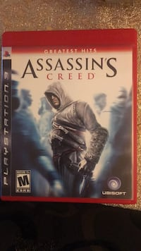 Ps3 Oyun - Assassin's Creed