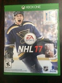 NHL 17 Xbox One Vaughan, L4L 9R8