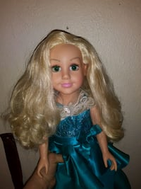 """18"""" special limited edition Journey Girl Doll only 3 others like her"""