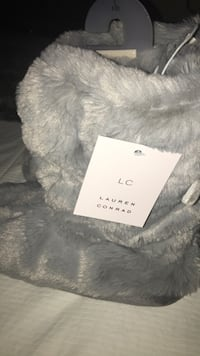 Large brand new with tags attached Lauren Conrad slipper sock boots Frederick, 21703