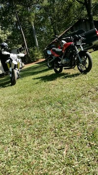 red and black touring motorcycle Pell City, 35125